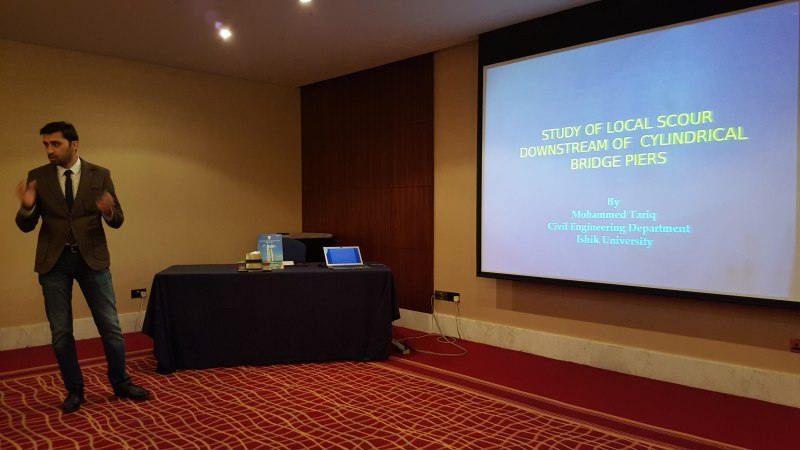 Photos of Recent Advances in Organic, Bioorganic and Medicinal Chemistry in Dubai #14