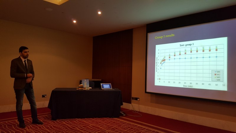 Photos of Biomimetic Material Synthesis and Oxidation Catalysis in Dubai #26
