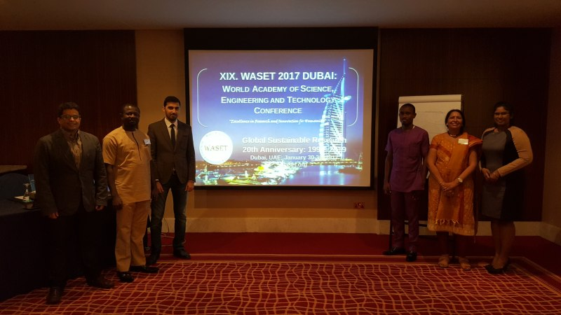 Photos of Environmental Geoscience, Geoecology and Geochemistry in Dubai #24