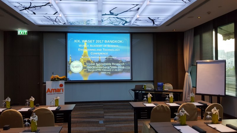Photos of Geocoding Process, Digital Compilation and Database Design in Bangkok #50