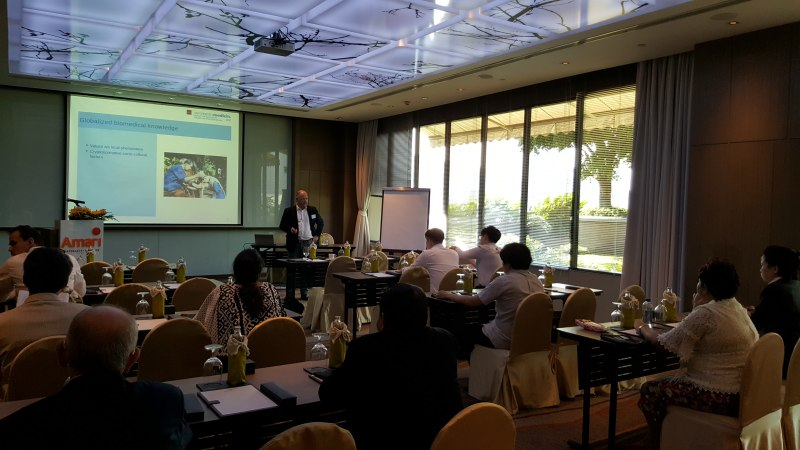 Photos of Clinical Decision Support Systems and Data Mining in Bangkok #48