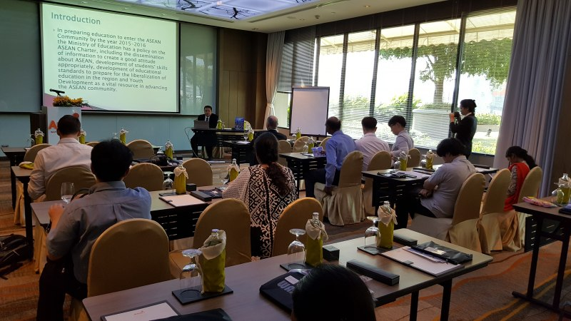 Photos of Biopsychosocial Nursing Assessment in Bangkok #44