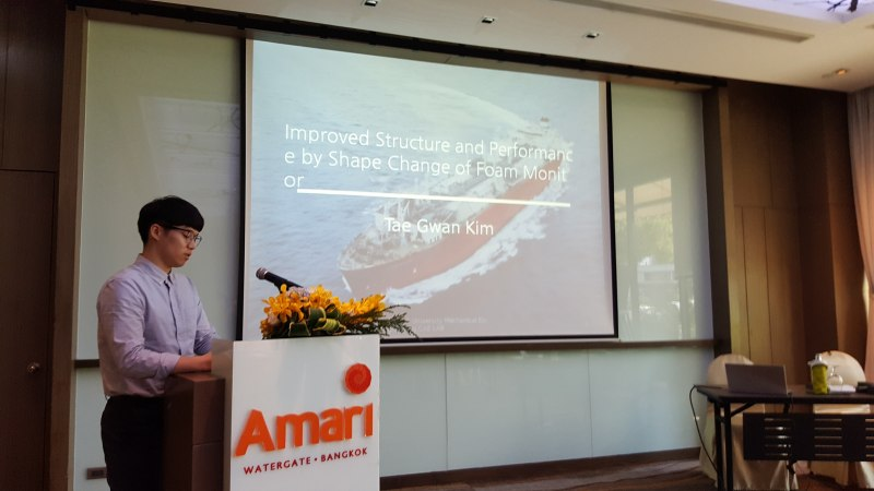 Photos of Advances in Computing, Electronics, Communications and Informatics in Bangkok #39