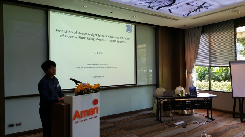Photos of Computational Geosciences and Mathematical Modelling in Bangkok #34