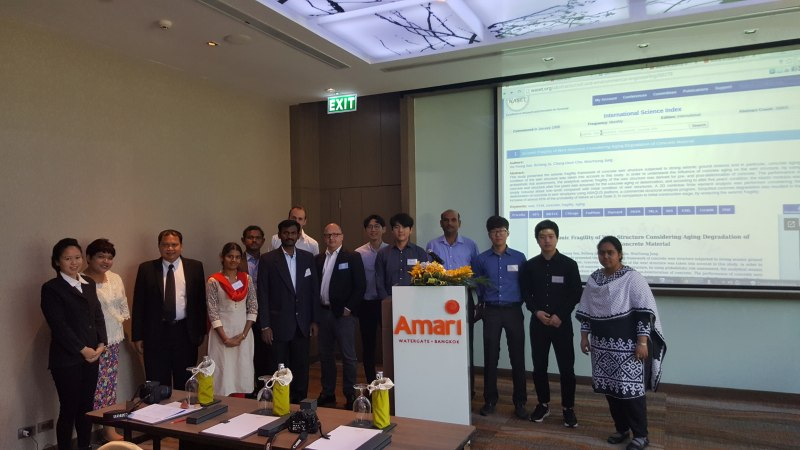 Photos of Analytic Chemistry and Applications in Bangkok #31