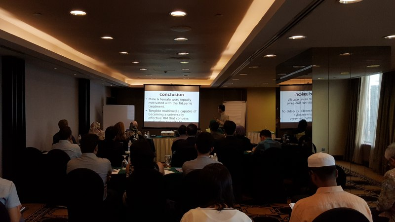 Photos of Underwater Acoustic Communications and Medium Access Protocol in Kuala Lumpur #49