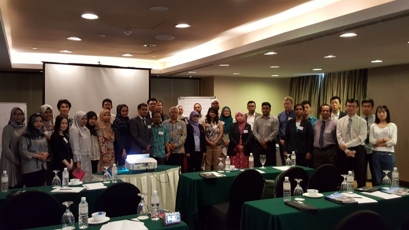 Photos of Recent Advances in Array Antenna and Array Signal Processing and Antenna Array Measurements in Kuala Lumpur #46