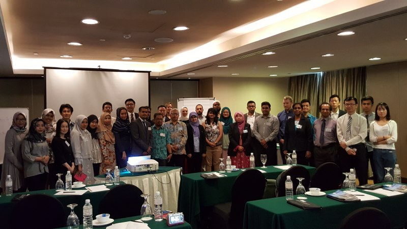Photos of Recent Advances in Array Antenna and Array Signal Processing and Antenna Array Measurements in Kuala Lumpur #44