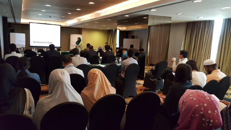 Photos of Computational Statistics and Data Analysis in Kuala Lumpur #43