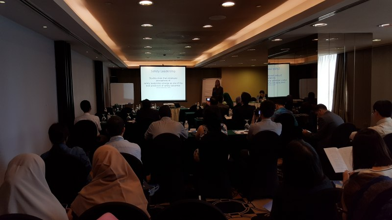 Photos of Underwater Acoustic Communications and Medium Access Protocol in Kuala Lumpur #42