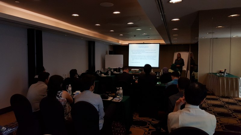 Photos of Language Resources and Evaluation in Kuala Lumpur #41