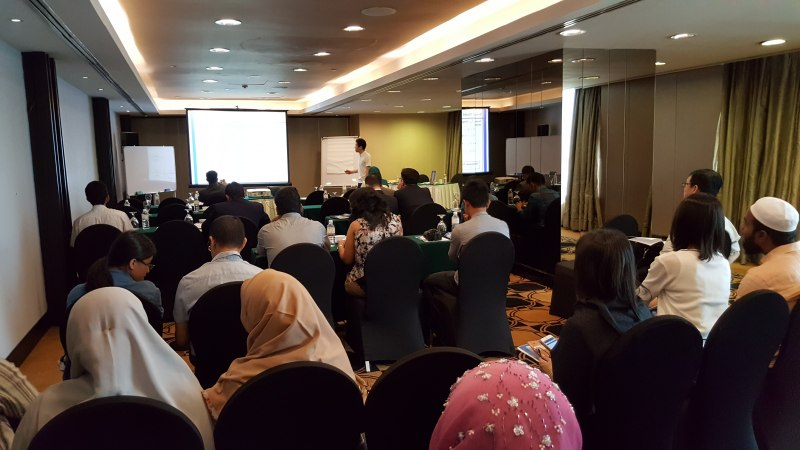 Photos of Recent Advances in Tsunami Engineering in Kuala Lumpur #40