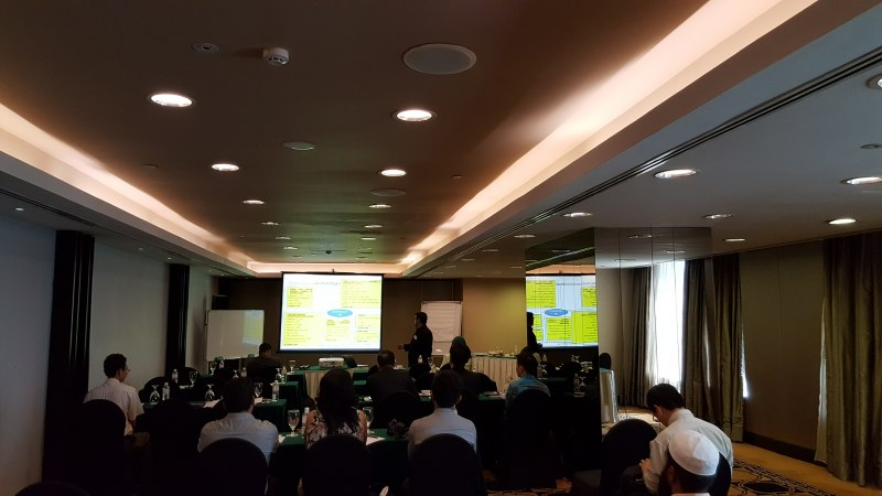 Photos of Underwater Acoustic Communications and Medium Access Protocol in Kuala Lumpur #39