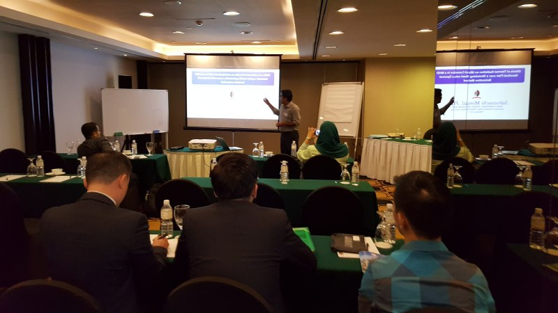 Photos of Geoinformatics and Information Modeling in Kuala Lumpur #38