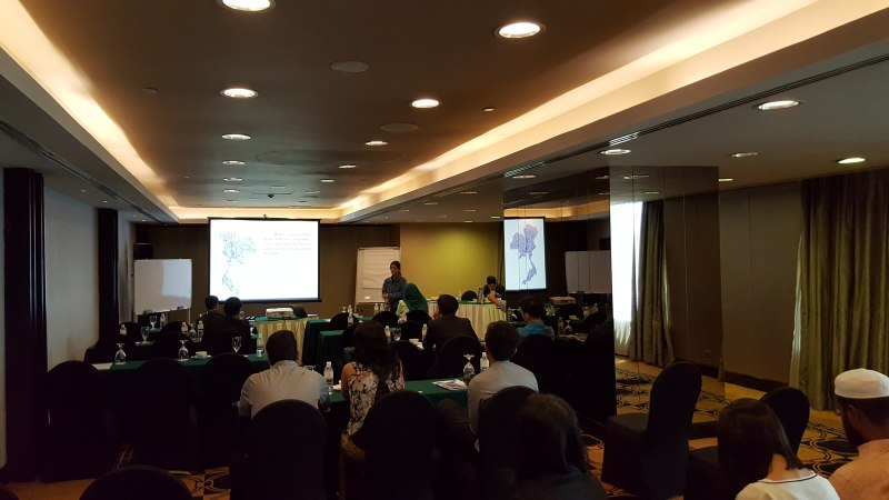 Photos of Combinatorial Optimization Algorithms and Complexity in Kuala Lumpur #36