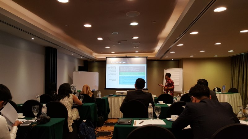 Photos of Underwater Acoustic Communications and Medium Access Protocol in Kuala Lumpur #29