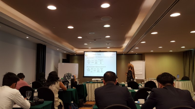 Photos of Mathematical Modeling and Operations Research in Kuala Lumpur #26