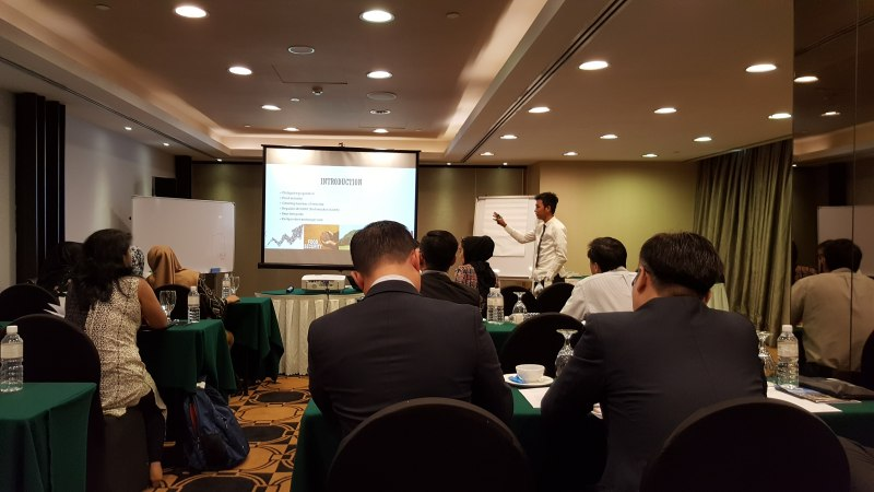 Photos of Advanced Geochemical Engineering in Kuala Lumpur #22