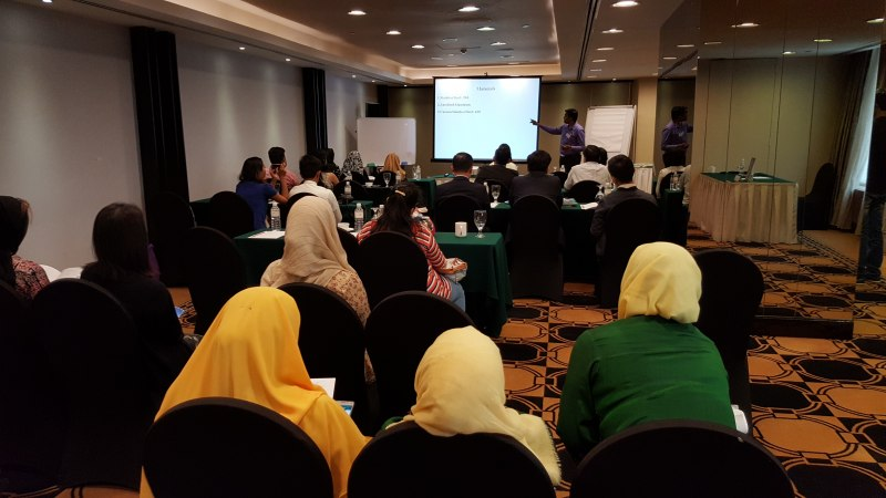 Photos of Language Resources and Evaluation in Kuala Lumpur #19