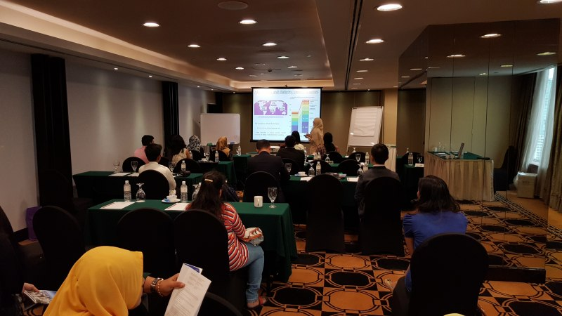 Photos of Geoinformatics and Information Modeling in Kuala Lumpur #15