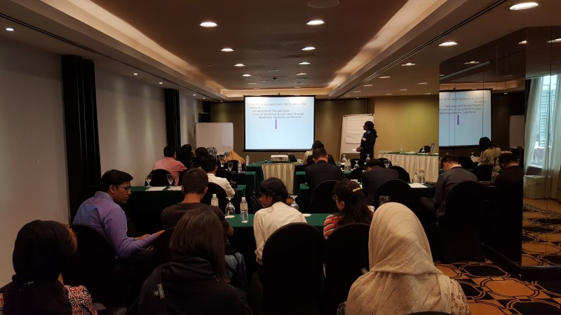 Photos of Computational Statistics and Data Analysis in Kuala Lumpur #14