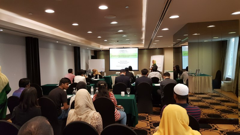 Photos of Underwater Acoustic Communications and Medium Access Protocol in Kuala Lumpur #13