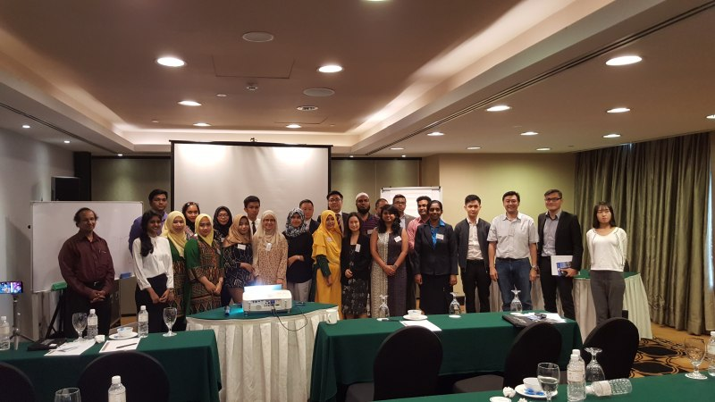 Photos of Recent Advances in Tsunami Engineering in Kuala Lumpur #11
