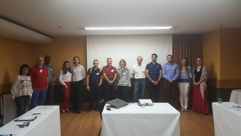 Photos of Quantum Control Engineering, Stability and Feedback in Rio de Janeiro #8