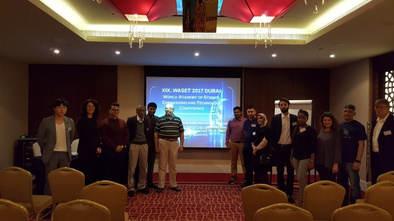 Photos of Biomimetic Material Synthesis and Oxidation Catalysis in Dubai #45