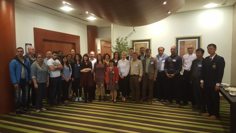 Photos of Current Trends in Cellular Immunology and Vaccines in Lisbon #4
