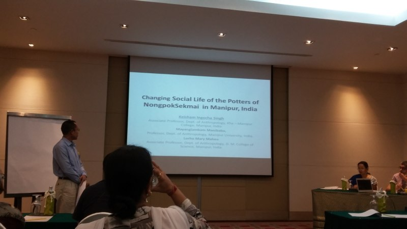 Photos of Global Geophysics and Mineralogy in Bangkok #29