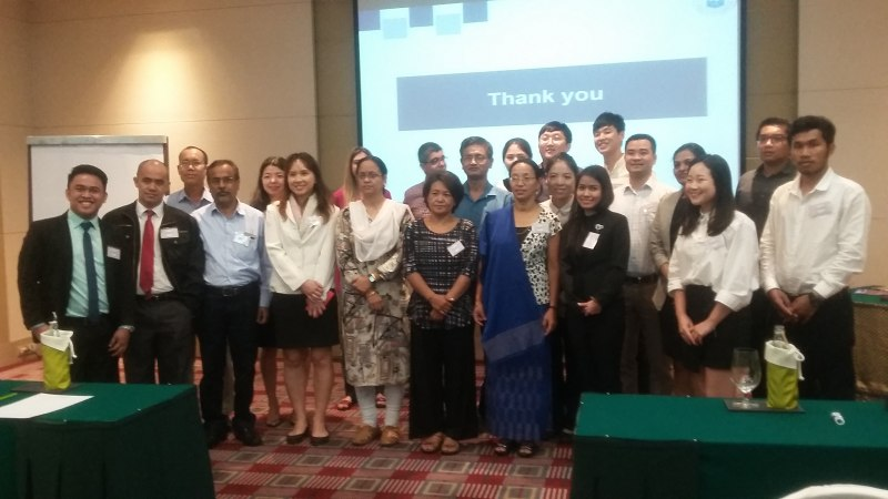 Photos of Biopsychosocial Nursing Assessment in Bangkok #28