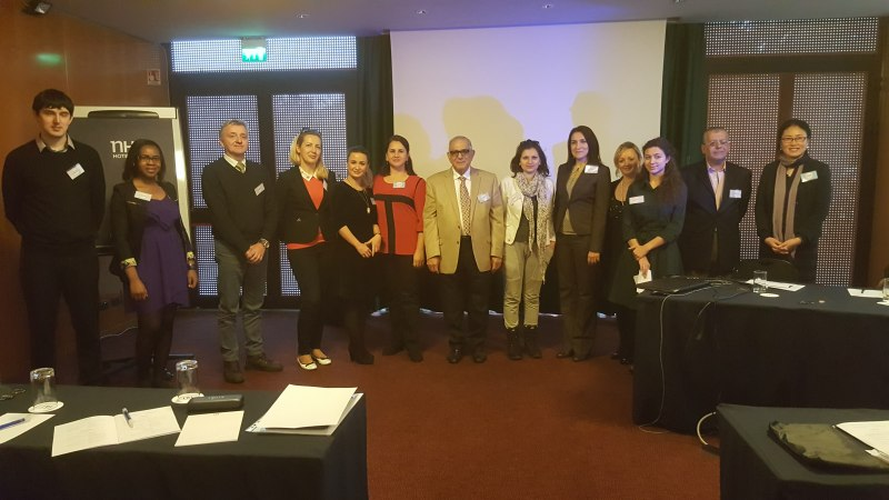 Photos of Palliative and Primary Care Bioethics in Rome #48