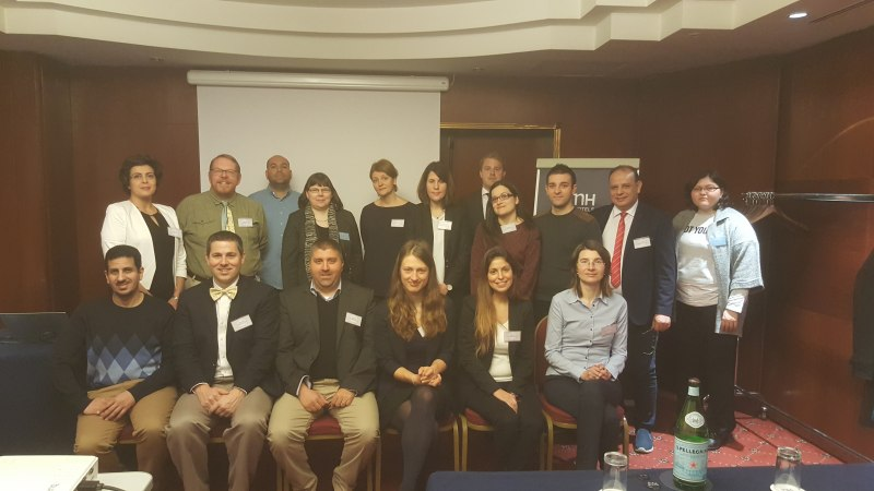 Photos of Innovation and Information Management in Rome #48
