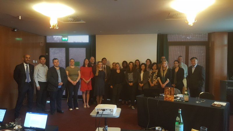 Photos of Decision Quality, Analysis and Risk Assessment in Rome #47