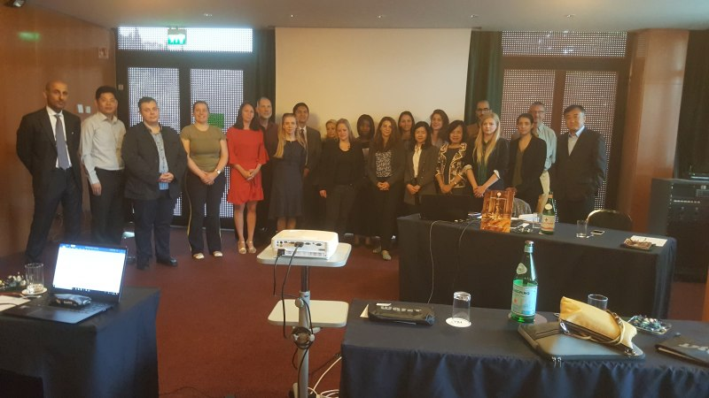 Photos of Actuarial Science and Supply Chain Management in Rome #45