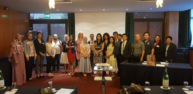 Photos of Health Data Mining and Evidence-Based Medicine in Rome #20