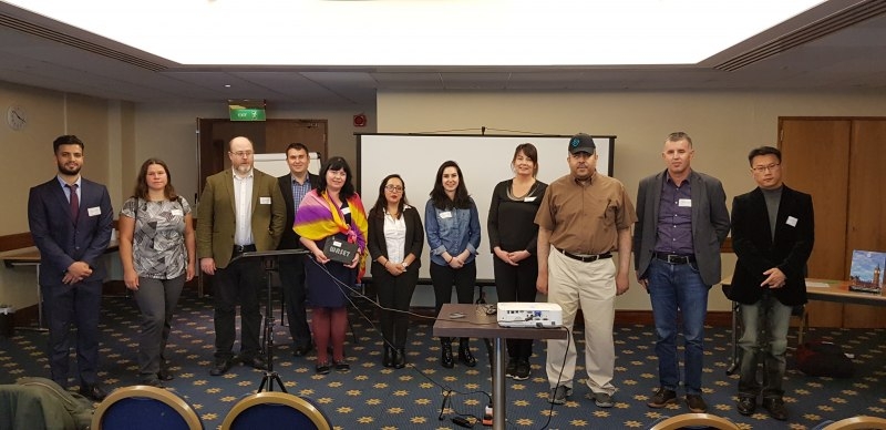 Photos of Recent Issues in Cognitive Science of Religion in London #41