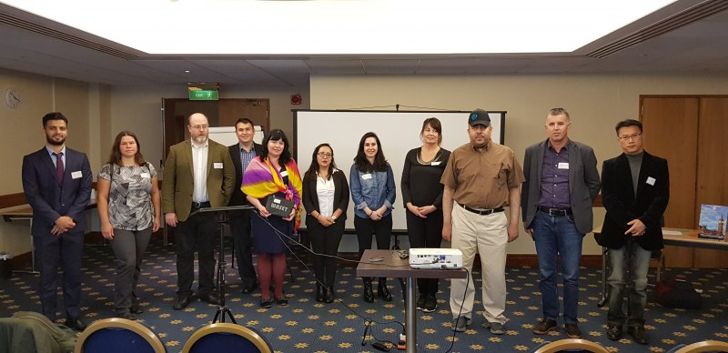 Photos of Recent Issues in Cognitive Science of Religion in London #40