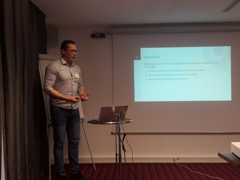 Photos of Optimization in Control Applications in Paris #6