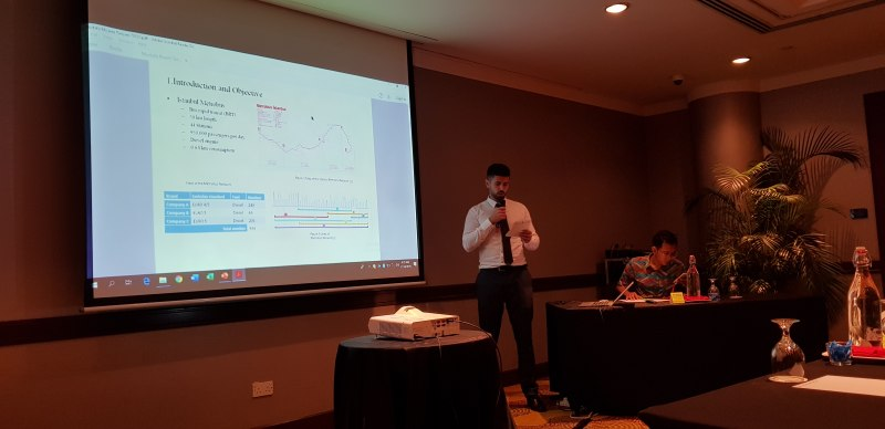 Photos of Analysis of Microarray Data in Singapore #3