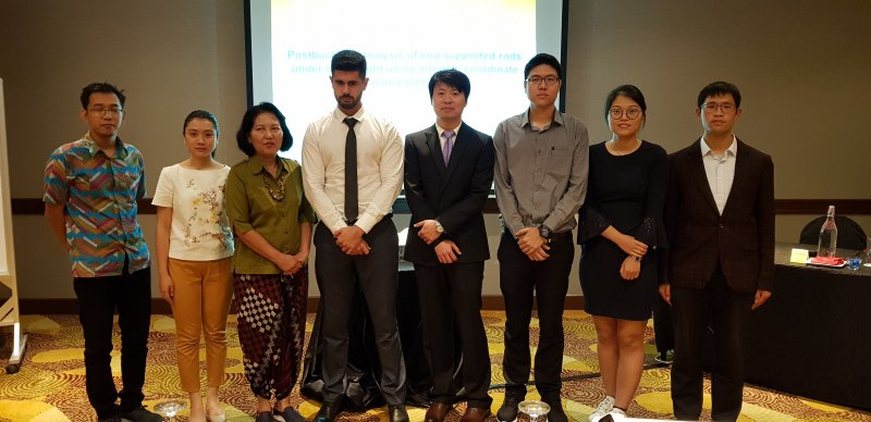 Photos of Advanced Commutative and Combinatorial Algebras in Singapore #1
