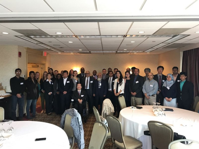 Photos of Advances in Environmental Engineering and Water and Wastewater Management in Boston #16