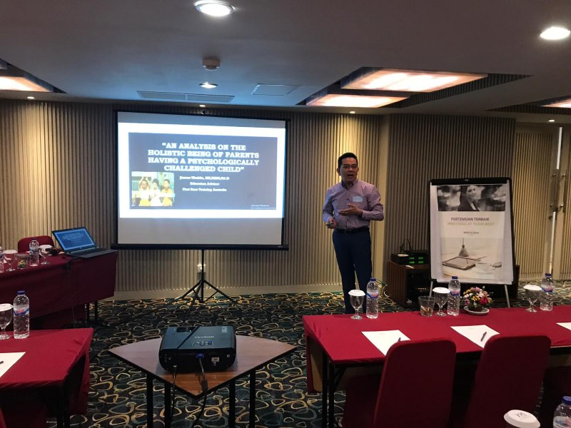 Photos of Cascade Control Modeling, Design and Simulation in Bali #5