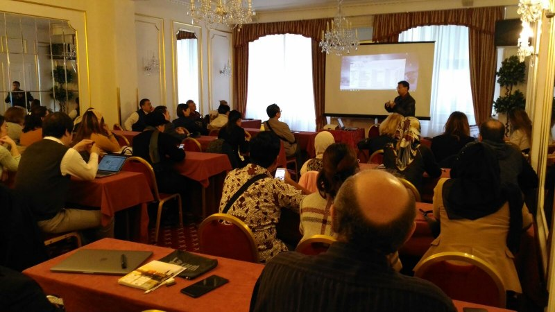Photos of Veterinary Parasitology and New Technologies in Prague #33
