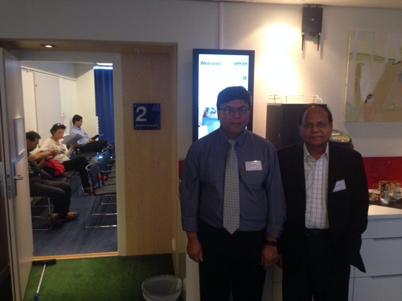 Photos of Electroanalytical Chemistry and Electrochemistry in Stockholm #29