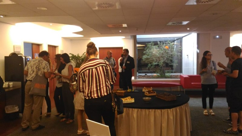 Photos of Applications of Underwater Communication and Networking Systems in Barcelona #19