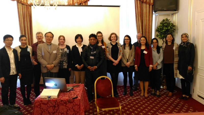 Photos of Veterinary Parasitology and New Technologies in Prague #22