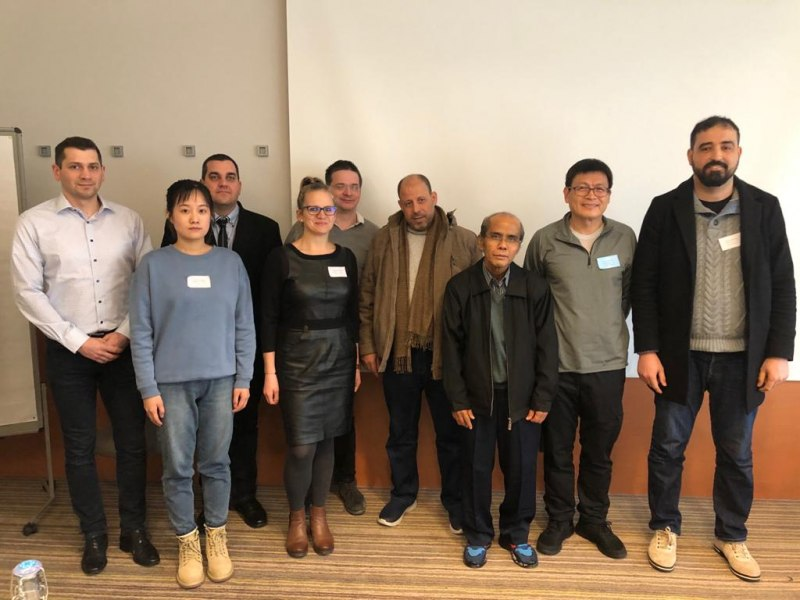 Photos of Applied Mathematics and Scientific Computing in Oslo #25