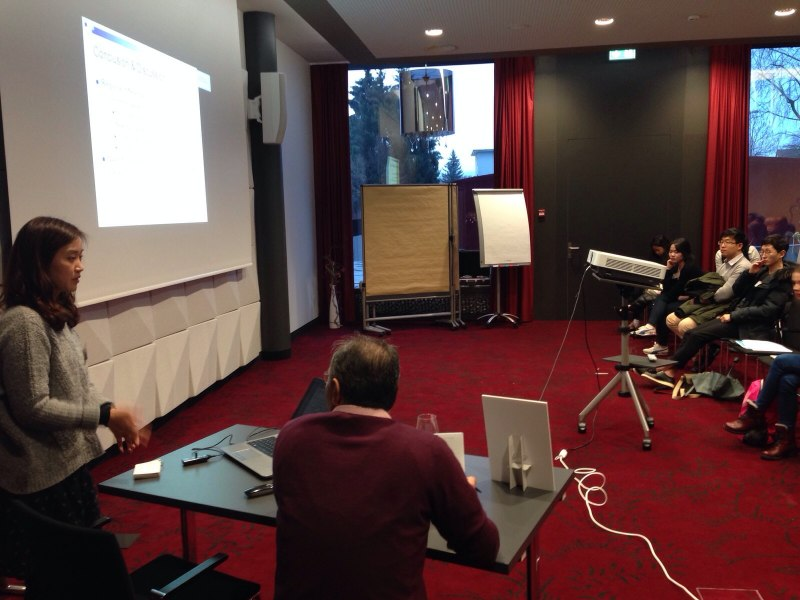 Photos of Signal Processing, Communications and Networking in Zurich #20